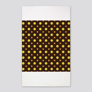 Dots-2-28 3x5 Area Rug