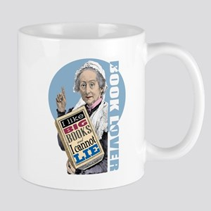 Big Books 1 Mugs