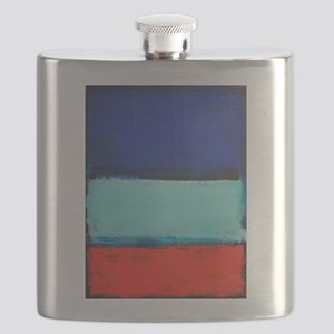 ROTHKO RED_BLUE Flask
