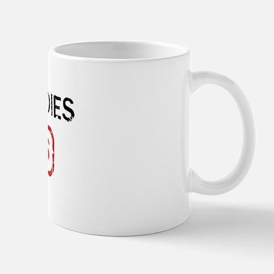 GENDER STUDIES kicks ass Mug