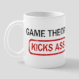 GAME THEORY kicks ass Mug