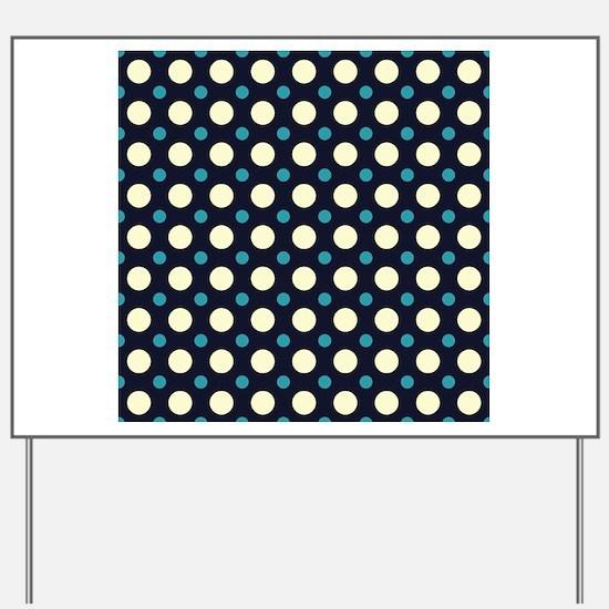 Dots-2-32 Yard Sign