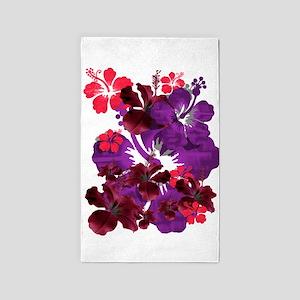 Hibiscus Area Rug