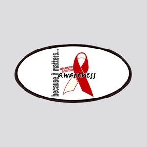 Aplastic Anemia Awareness 1 Patches