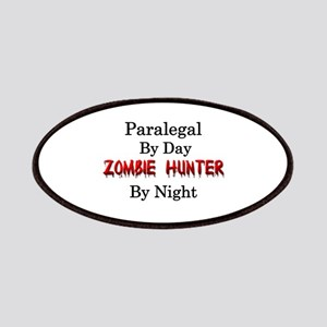 Paralegal/Zombie Hunter Patches