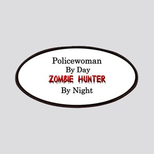 Policewoman/Zombie Hunter Patches