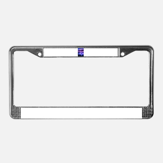 EMERALD BAY lake tahoe License Plate Frame