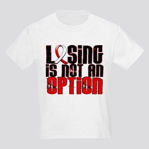 Aplastic Anemia Losing Not Opti Kids Light T-Shirt