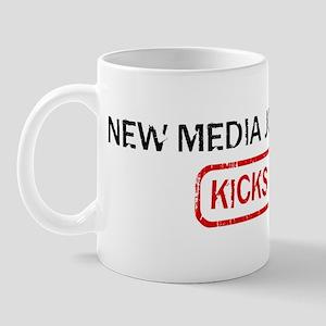 NEW MEDIA JOURNALISM kicks as Mug