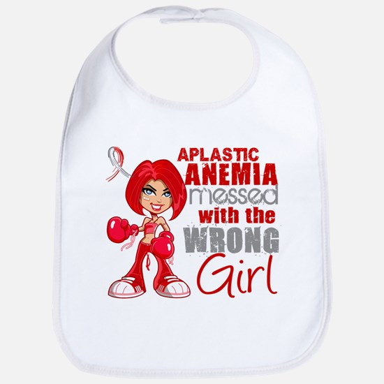 Aplastic Anemia Messed With Wrong Girl Bib