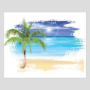 Beach Scene Posters