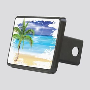 Beach Scene Hitch Cover