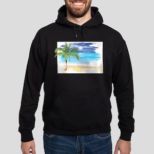 Beach Scene Hoodie
