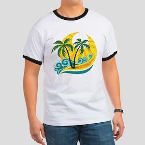 Sunny Palm Tree T-Shirt
