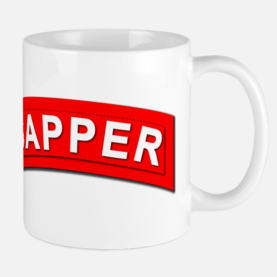 Sapper Tab Mug