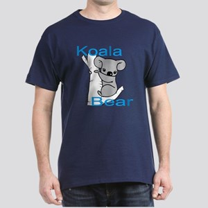 Cute Koala Bear (1) Dark T-Shirt
