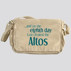 Alto Creation Messenger Bag