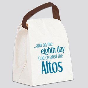 Alto Creation Canvas Lunch Bag