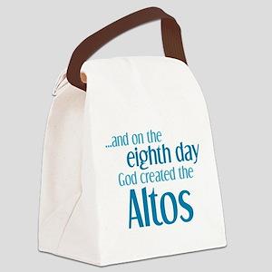 Alto Creation Canvas Lunch Bag