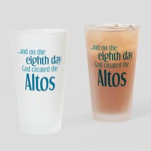 Alto Creation Drinking Glass