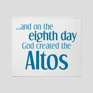 Alto Creation Throw Blanket