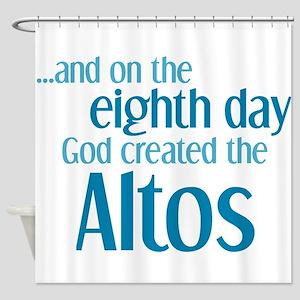 Alto Creation Shower Curtain