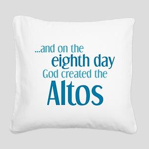 Alto Creation Square Canvas Pillow