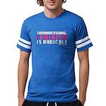 Intersectional Feminism Football T-Shirt