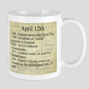 April 12th Mugs