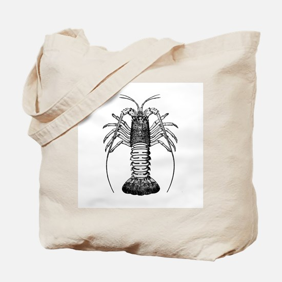 California Spiny Lobster Tote Bag