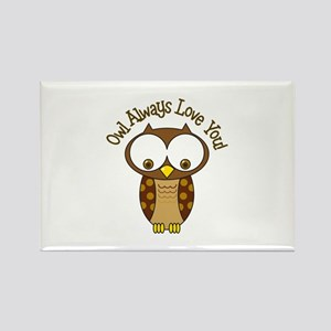 Owl Always Love You! Magnets