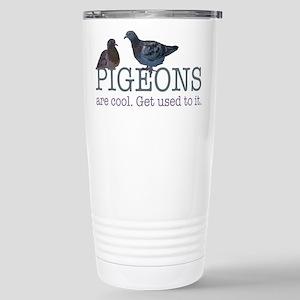Pigeons are cool Mugs