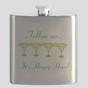 Its Happy Hour! Flask