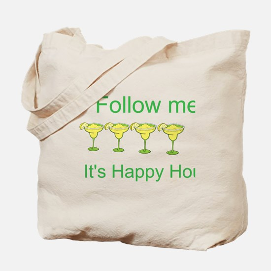 Its Happy Hour! Tote Bag