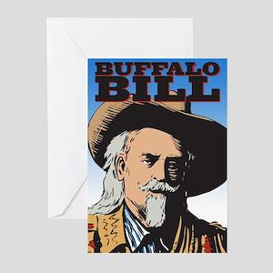 Buffalo Bill Greeting Cards (Pk of 10)