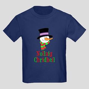 Nollaig Chridheil Scottish Child T-Shirt