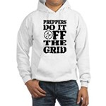 Preppers Do It Off The Grid Hoodie