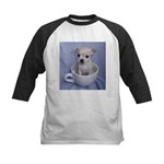 Tuff-Puppy Kids Baseball Jersey