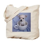 Tuff-Puppy Tote Bag