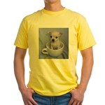 Tuff-Puppy Yellow T-Shirt