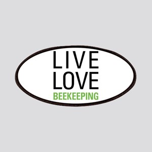 Live Love Beekeeping Patches