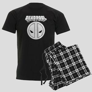 Deadpool Design 5 Men's Dark Pajamas