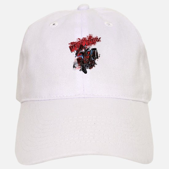 Deadpool Design 3 Baseball Baseball Cap