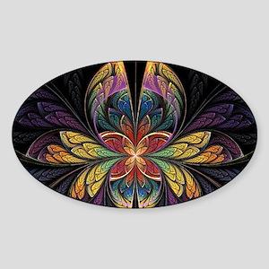 ESplits Butterfly Sticker (Oval)
