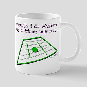 Dulcimer Mug