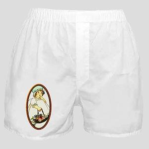 Flower Girl Boxer Shorts