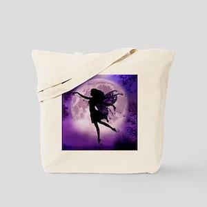 Midnight Stroll Fairy Tote Bag