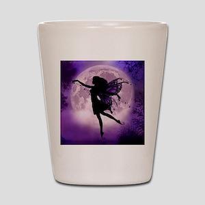 Midnight Stroll Fairy Shot Glass
