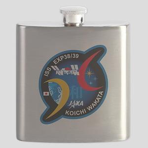 Wakata 39 Soyuz Flask