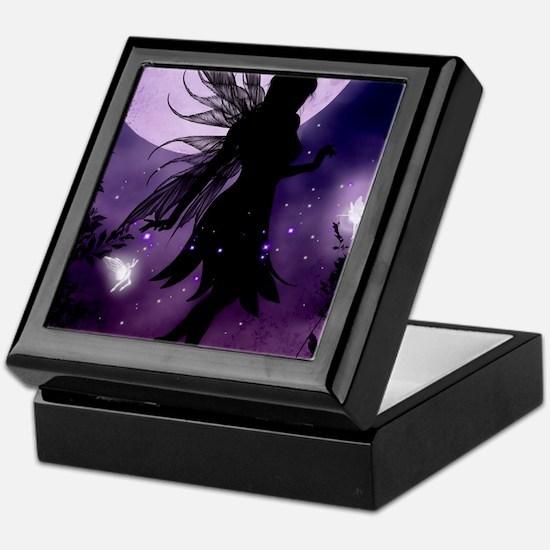 Dancing in the Moonlight Keepsake Box